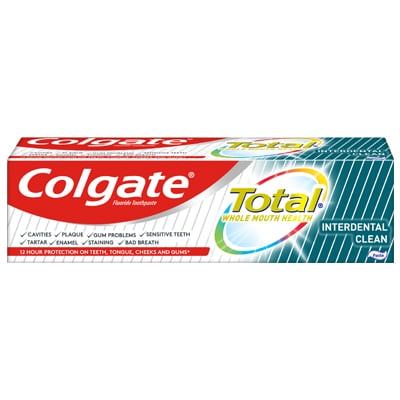 Zubní pasta Colgate Total Interdental Clean